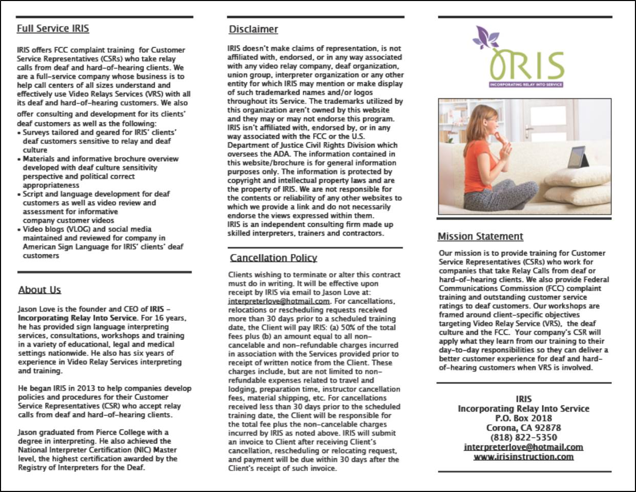 Free guides iris incorporating relay into service free guides 1betcityfo Images