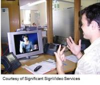 What is Video Relay Service?